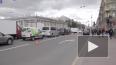 Съемки фильма Бондарчука превратили центр в пробку