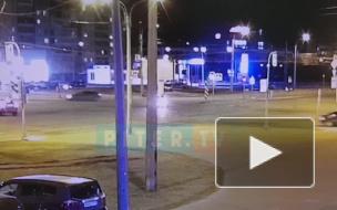 Три человека пострадали в ДТП на  Богатырском проспекте