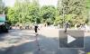 На Елагином острове в Петербурге роллеры показали класс на Battle Skate Town