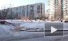 Шестилетний ребенок выпал с пятого этажа дома на улице Крыленко и остался жив