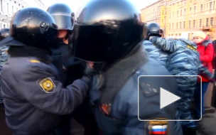 Петербуржцы боятся, что их разгонит ОМОН на «Часе Земли»
