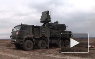 Российские военные сбили беспилотник, летевший к Хмеймиму