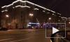 Петербуржцы сняли на видео страшный пожар на улице Гастелло