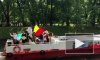 В Петербурге завершился грандиозный речной карнавал