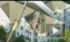 В пригороде Вашингтона самолет пробил крышу жилого дома