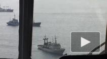 Sohu: Учения кораблей НАТО в Баренцевом море закончились провалом