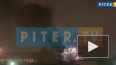 Пожар на заводе пиротехники тушили 3,5 часа