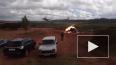 """Выстреливший ракетой в грузовик на """"Запад-2017"""" вертолет ..."""