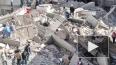 Два многоэтажных дома рухнули в египетской Александрии