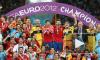 Евро-2012. Испания разгромила Италию и второй раз к ряду стала чемпионом Европы