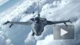 Американский истребитель F-16 в небе над Японией выронил...