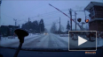 Опасная ошибка: под Петербургом железнодорожный переезд ...