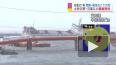 Российский сухогруз выбросило на берег из-за тайфуна ...
