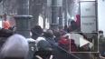 Петербуржцам, стоявшим к Дарам волхвов, угрожали теракто...