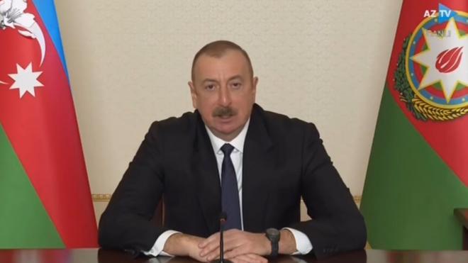 """Алиев назвал заявление Пашиняна об """"Искандерах"""" анекдотичным"""