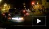 ДТП на Невском с Aston Martin попало на видео