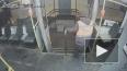 Видео: неизвестный напал с огнетушителем на кондуктора ...
