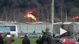 Пожарным удалось справиться с возгоранием мазута в Петер...