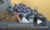 Видео: экомобиль вывез семь тысяч батареек из школы №14 в Выборге
