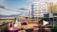 В Ленобласти построят ЖК с лаундж-зонами на крышах