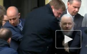 Великобритания подписала запрос США на экстрадицию Ассанжа