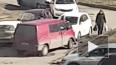 В Колпино произошла драка между водителями