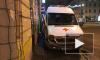 Опубликованы фото скорой помощи, пострадавшей в ДТП с Гелендвагеном в Петербурге
