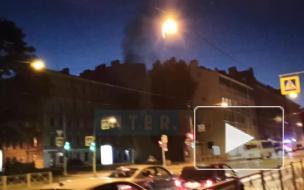 При пожаре в коммуналке на улице Куйбышева погиб мужчина