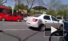 Ростовчанин снял на видео, как образуются пробки