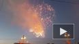 Появилось видео салюта в честь дня победы 9 мая в ...