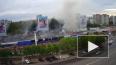 В сети появилось видео горящего ТЦ на Можайского в Твери