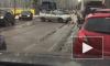 В Ленобласти Lada не разъехалась с иномаркой