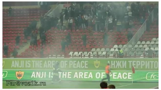 Московские фанаты готовятся к побоищу на матче «Анжи»-«Динамо»