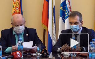 Видео: в Выборге прошел конкурс на замещение должности главы администрации МО «Выборгский район»