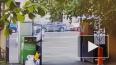 Мотоциклист перелетел через машину в результате ДТП ...