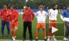 Актеры почтили память Кирилла Лаврова футбольным турниром