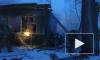 Названа возможная причина пожара в жилом доме в Томской области