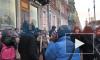 Петербуржцы вышли на улицы города с одиночными пикетами