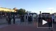 Видео: петербуржцы вышли на митинг против свалки в Шиесе...
