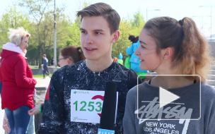 Блиц-интервью: Ярослав и Яна