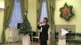 Сергей Захаров спел в Мариинской больнице