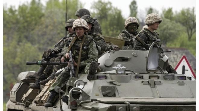Новости Украины: ополченцы освободили Еленовку под Донецком, Киев отказался от запрета тяжелой артиллерии