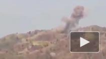 Появилось видео первого боевого применения самолета Як-130