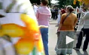 Родители обеспокоены кришнаитскими танцами в детском лагере под Петербургом