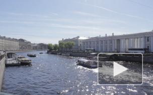 Синоптики рассказали о погоде в Петербурге в июне