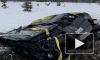 """Видео: В Петрозаводске на спор сбросили с вертолета """"Геледваген"""""""