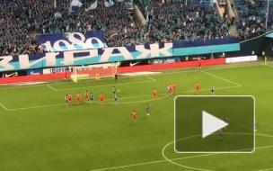 """Видео: Себастьян Дриусси забил в ворота """"Арсенала"""" второй гол"""