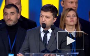 Зеленский назвал мир на Донбассе и возвращение Крыма своими главными задачами
