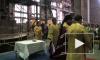 На Балтийском заводе освятили форму для третьего по величине колокола России