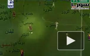 """В Сирии распасовку игроков """"Барселоны"""" приняли за инструкцию контрабандистам"""